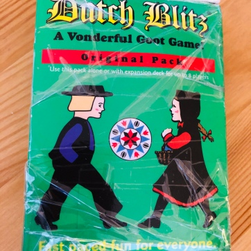 Dutch Blitz :)
