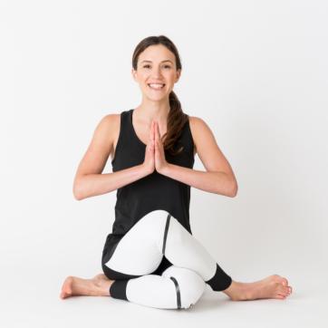 yoga with Adriene :)